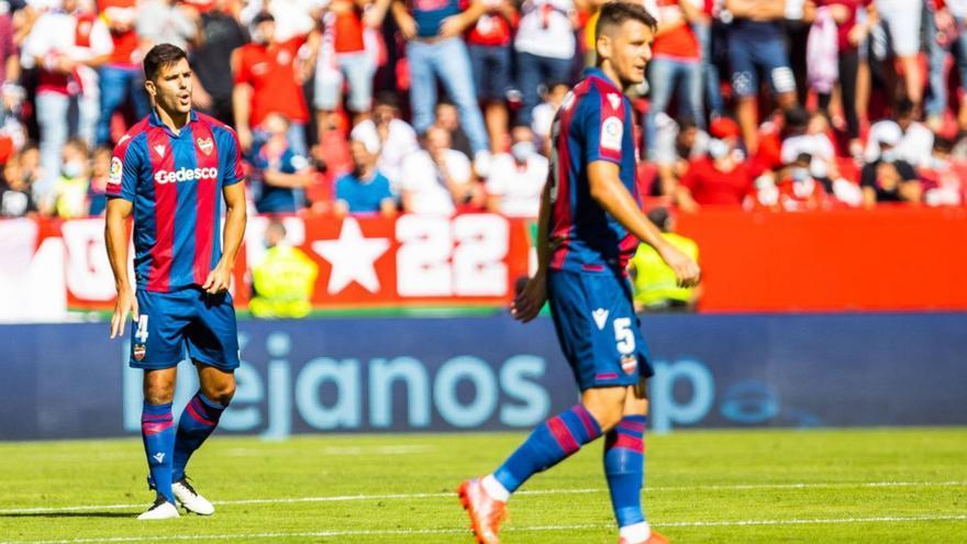Así fue el Sevilla - Levante