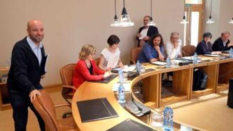 El divorcio de En Marea cuesta a las arcas públicas 152.000 euros