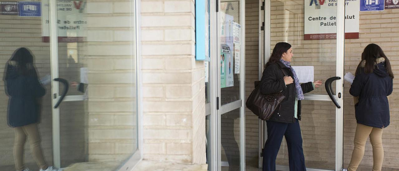 Imagen de un consultorio de la ciudad de Castelló.