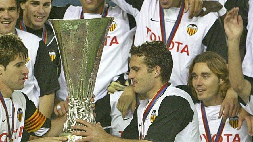 El Valencia, campeón de la Copa de la UEFA: el partido completo