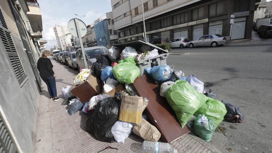 """Huelga de recogida de basuras: """"No entendemos por qué no estamos negociando"""""""