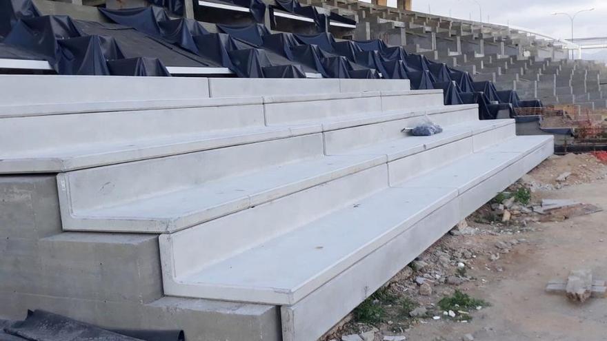 El ayuntamiento de Palma dará 500.000 euros al Atlético Baleares para el césped y la luz de su estadio