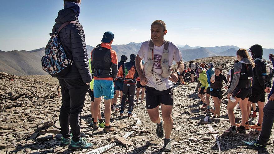 Enric Graboleda tasta l'èxit de la muntanya com a campió català