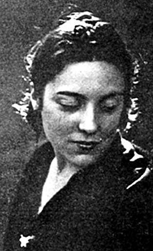 A pintora e ilustradora Lolita Díaz Baliño (A Coruña, 1905-1963)