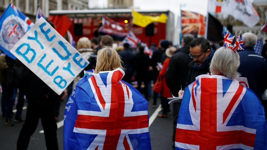 El Regne Unit surt del mercat únic i inicia el seu veritable camí al marge de la UE