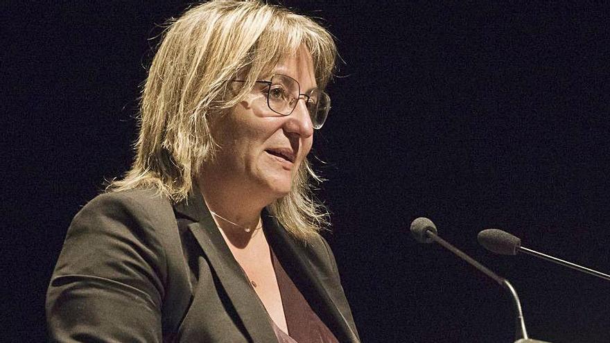 eWoman 2021: Montserrat Ambrós, la gerent dels polígons de Manresa i guanyadora del premi eWoman