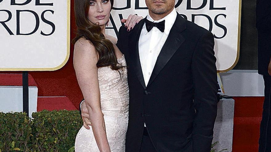 Megan Fox y Brian Austin se separan tras diez años
