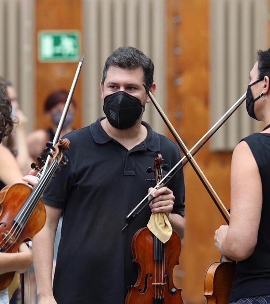 Händel i Woolf s'estrenen al Festival de Peralada