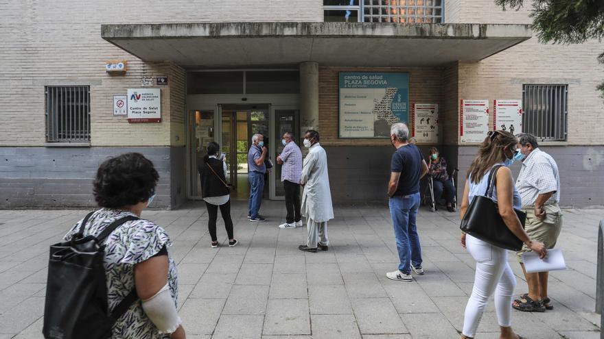 Sanitat notifica 281 nuevos casos de coronavirus en la Comunitat Valenciana