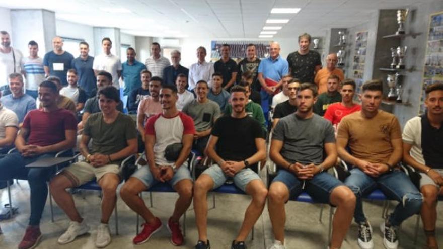 El club solicita a la Federación el cambio de grupo para el filial