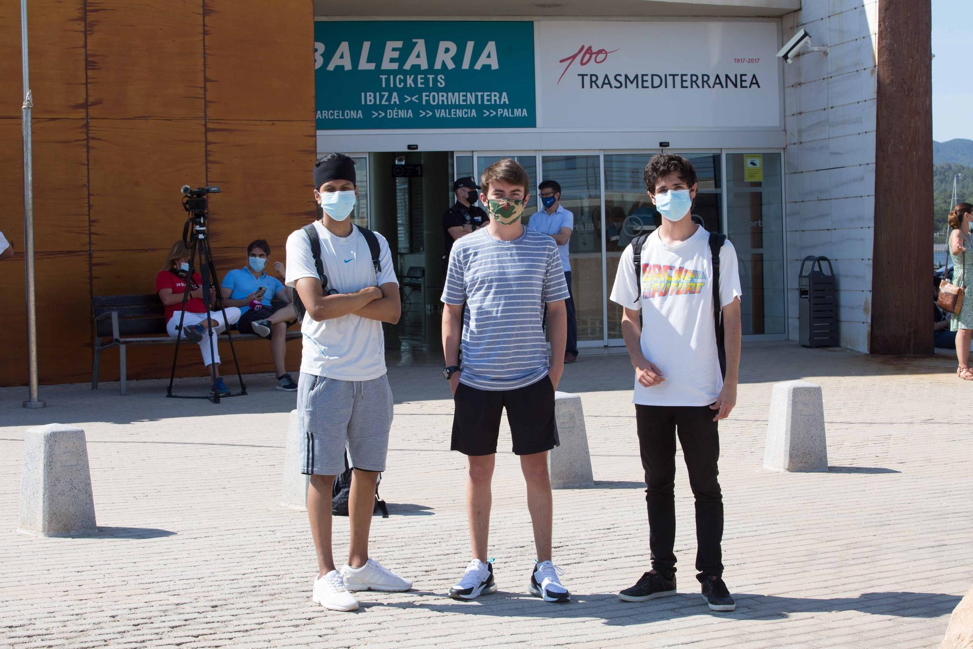 Selectividad 2021 en Ibiza