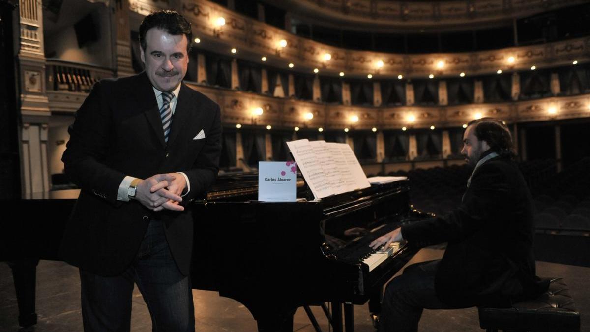El Teatro Cervantes busca nueve figurantes para la ópera 'La favorita'