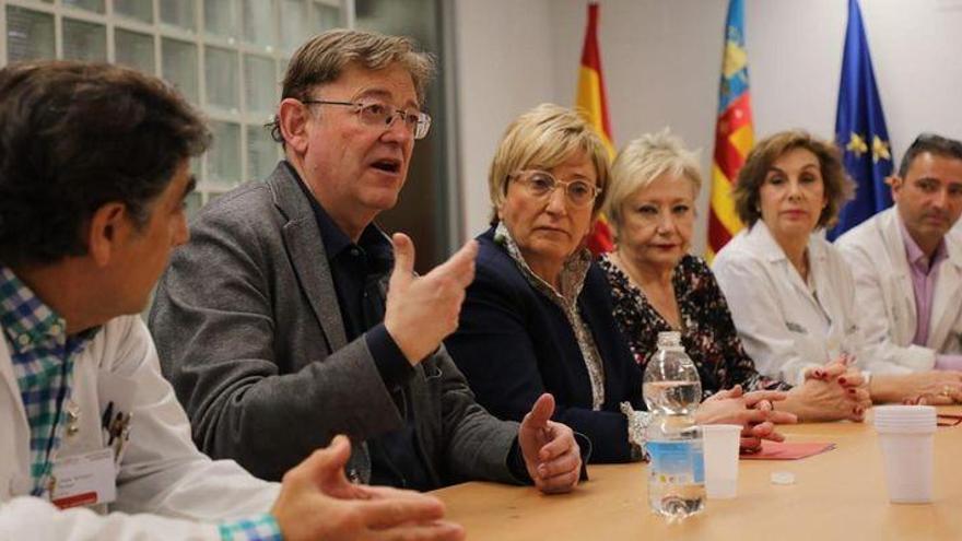 Dos aviones procedentes de China llegan a España con un millón de mascarillas para la Comunitat