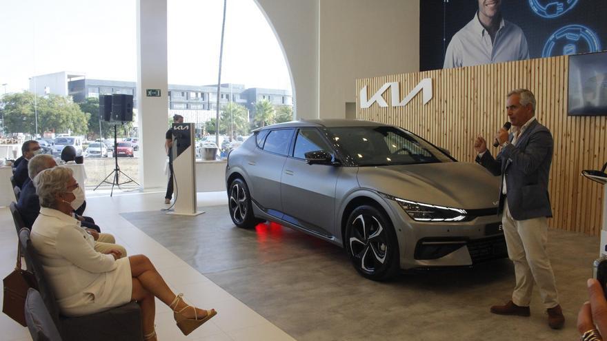 Ruedatur presenta el nuevo modelo de Kia EV6, 100% eléctrico