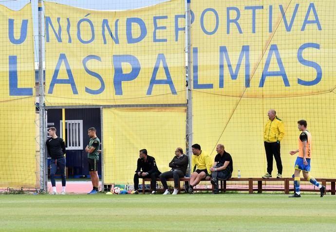 06/05/2019 EL HORNILLO. TELDE.  Entrenamiento UD Las Palmas.  Fotógrafa: YAIZA SOCORRO.  | 06/05/2019 | Fotógrafo: Yaiza Socorro