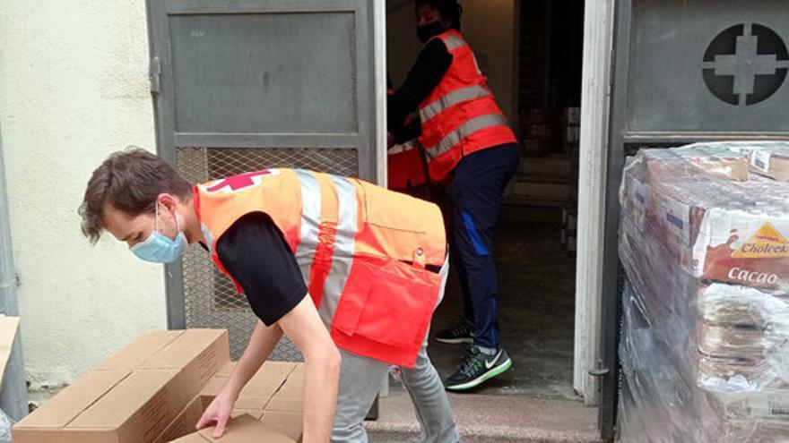 La Creu Roja ha atès prop de 5.400 persones refugiades el 2020 a Catalunya, un 33,8% menys que l'any anterior