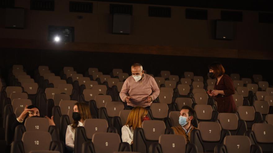 La afluencia al cine baja un 50% en Córdoba