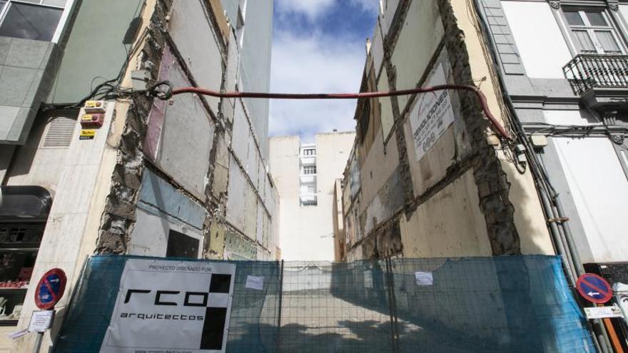 El grupo Room Mate abre su primer hotel en Canarias en la calle San Bernardo