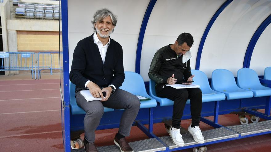 """Pablo Alfaro: """"Van a ocurrir cosas en la última jornada, ya lo verás"""""""