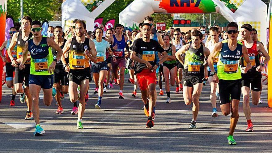 Primer 10K en España con 1.500 corredores