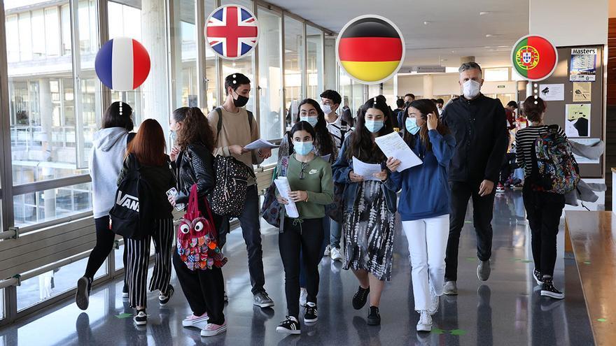 Alemania desbanca a Reino Unido como el país con más titulados de la UVigo