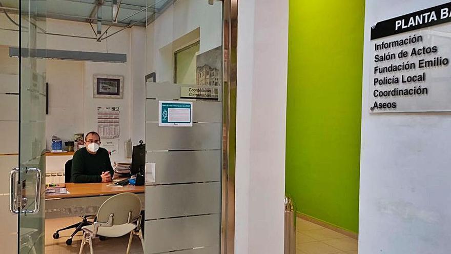 Laviana pone en marcha una oficina de registro virtual en el CIDAN