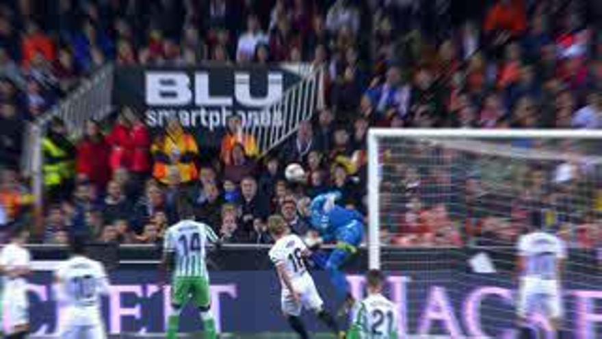 Así llegó el Valencia a la Final de la Copa