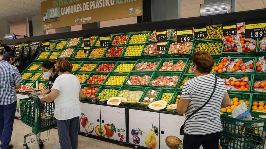 El coronavirus impacta también en los precios de los supermercados