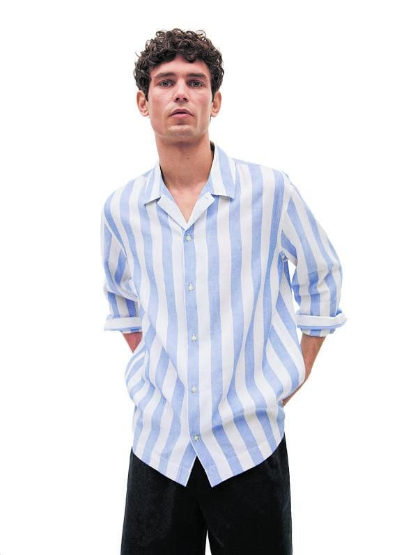 Camisa Bowling.