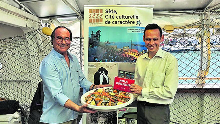 Sète i Agde estaran  unides diàriament amb Girona a partir d'aquest desembre amb l'alta velocitat