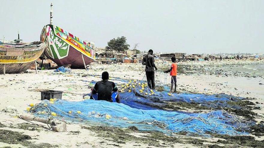 Senegal rechaza el acuerdo pesquero