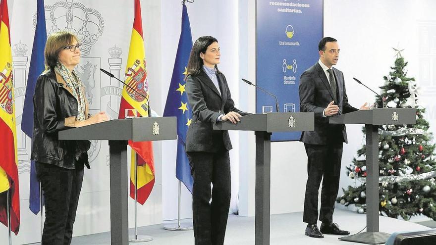 El porcentaje de personas que ha pasado el virus en Málaga es 3,5 puntos menor que en España