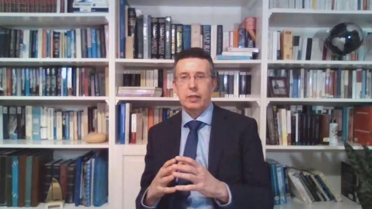 """El directivo de la OTAN advierte que """"hay que empezar ya si queremos dar el salto"""""""
