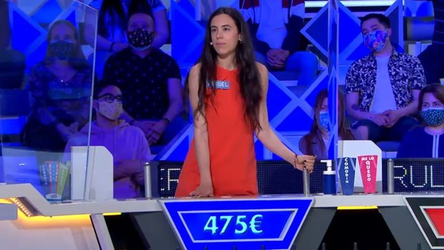 La concursante de La ruleta de la Suerte de la que todo el mundo habla: esta fue su jugada imposible