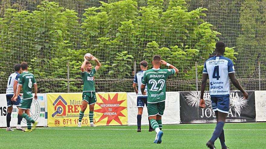Nueva cita amistosa para el Ourense CF ante Nogueira