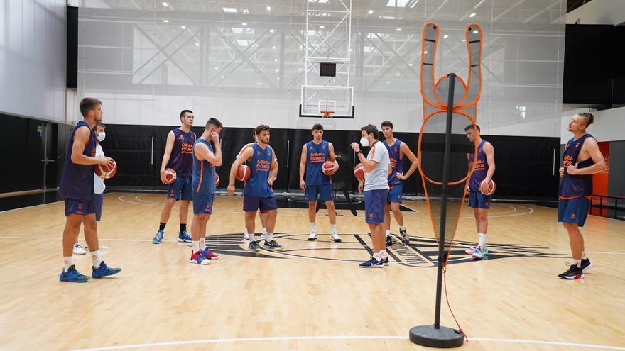 Arranca la pretemporada para el filial del Valencia Basket
