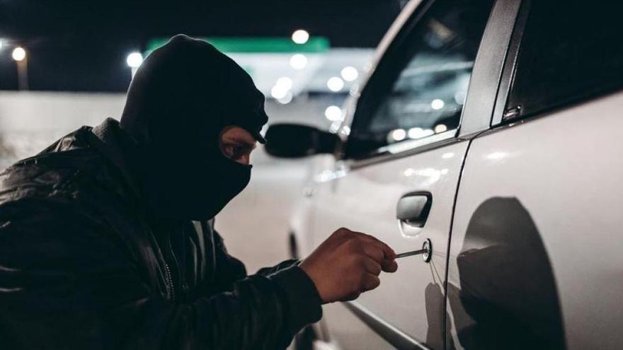 Aquests són els cotxes més robats i els llocs on més robatoris hi ha