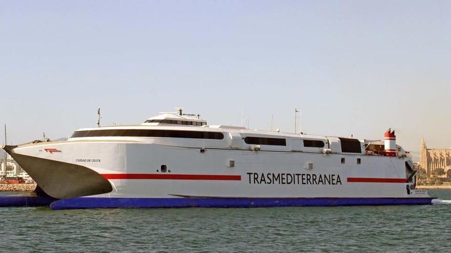 La naviera italiana Grimaldi entra en la línea marítima entre Ibiza y Valencia