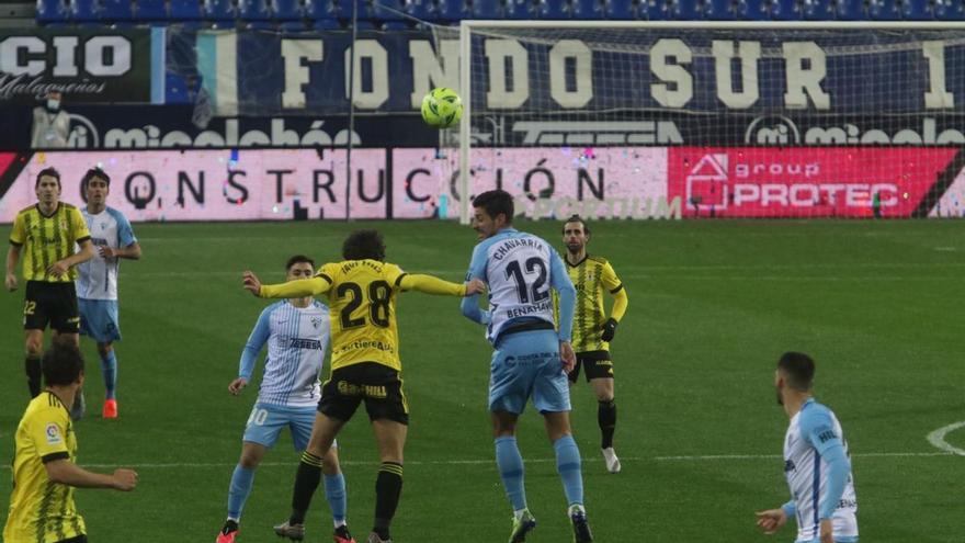 Análisis uno a uno de los jugadores del Málaga CF
