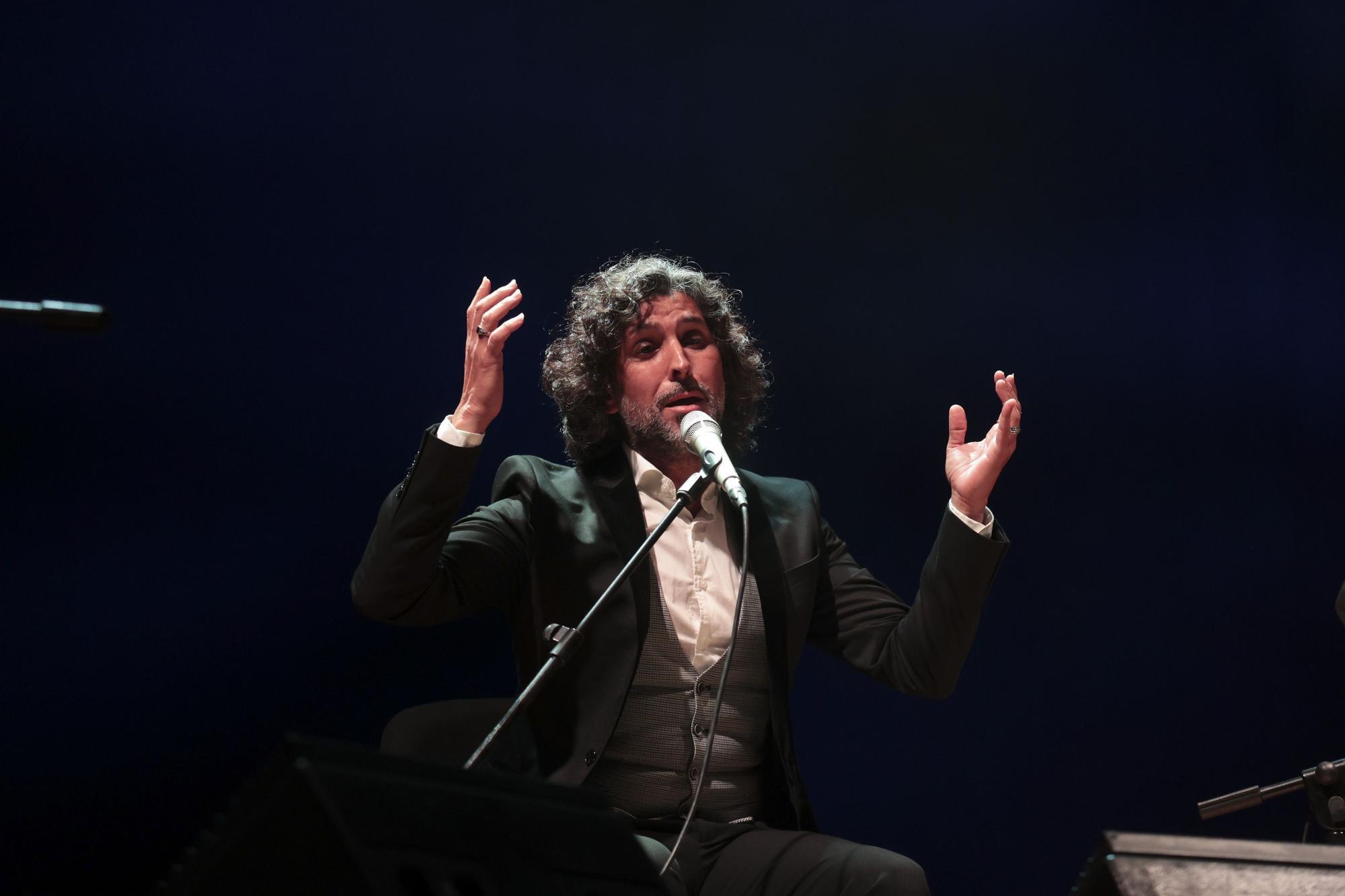 Arcángel y su flamenco hacen vibrar al Auditorio