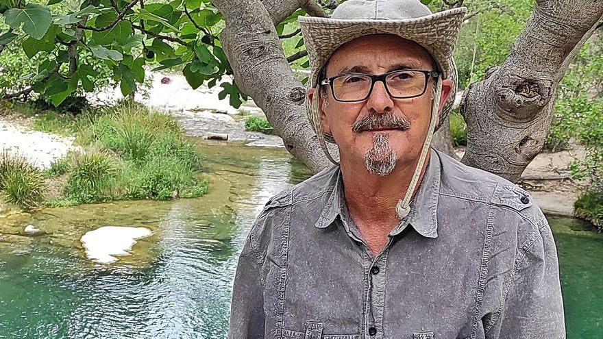 Carlos A. Durá: «Santa Pola tiene mucha masa forestal seca, atacada por plagas y con riesgo alto de incendios»