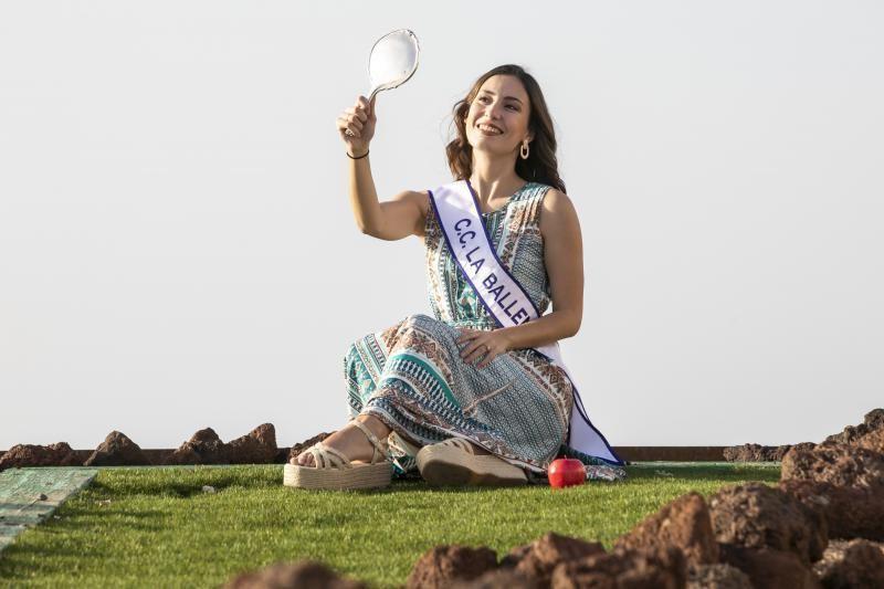 11.02.20. Las Palmas de Gran Canaria. Candidata a Reina del Carnaval 2020   | 11/02/2020 | Fotógrafo: Quique Curbelo