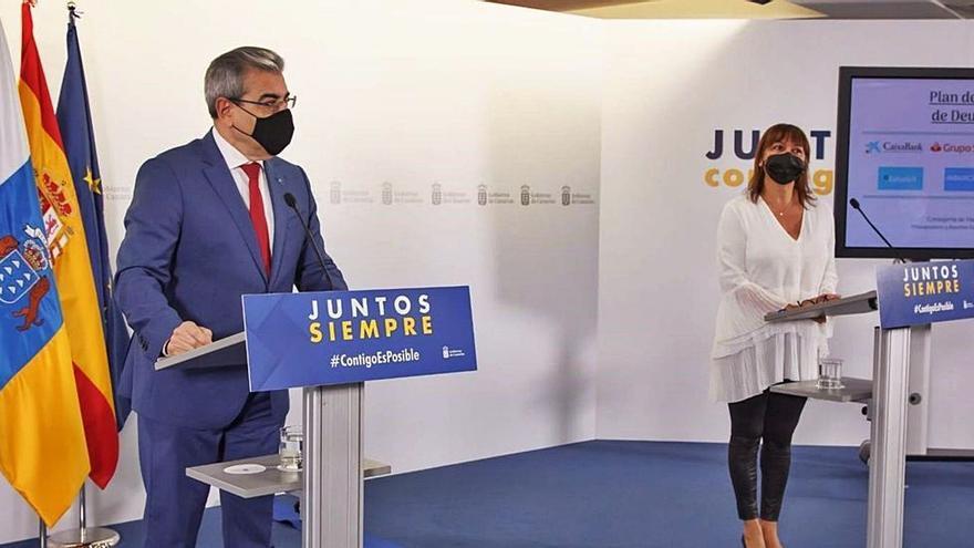 Canarias culmina la refinanciación de su deuda y ahorra 80 millones en intereses