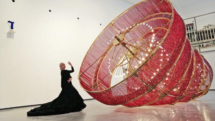Día de los museos en Cáceres: 'Danza en Helga de Alvear: Obras en movimiento'