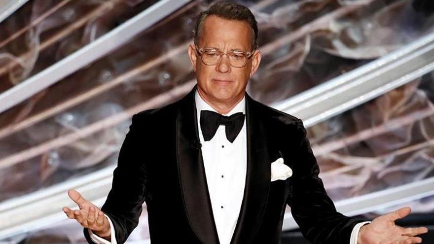 La investidura de Biden acabará con un espectáculo que presentará Tom Hanks