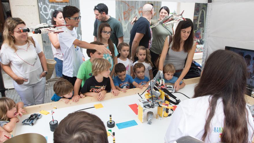 El C19 de Ibiza crea tres unidades didácticas para centros escolares