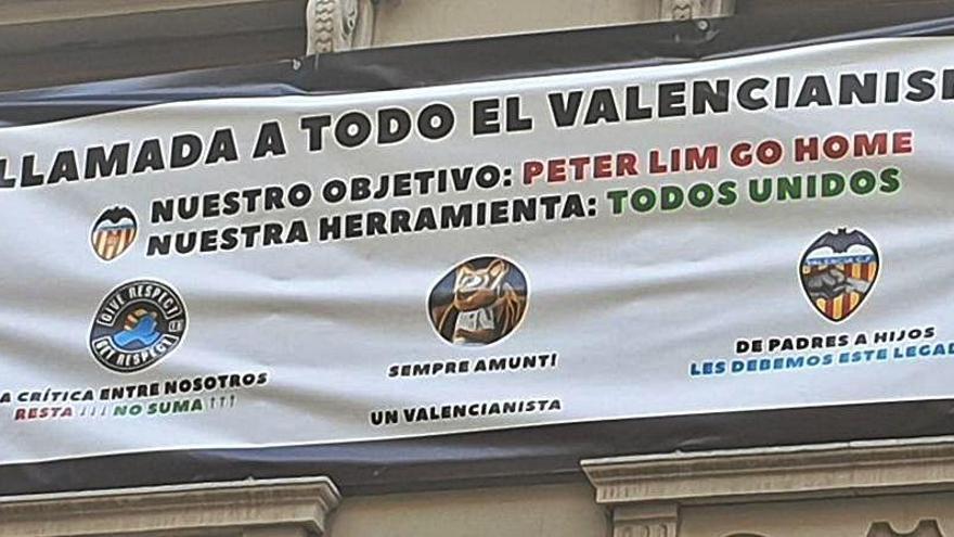 Libertad VCF también pide la intervención judicial