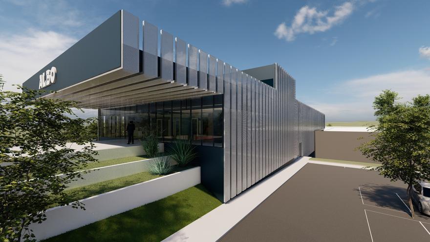 Albo empleará 4,37 millones de euros en equipar la nueva conservera de la Plisan