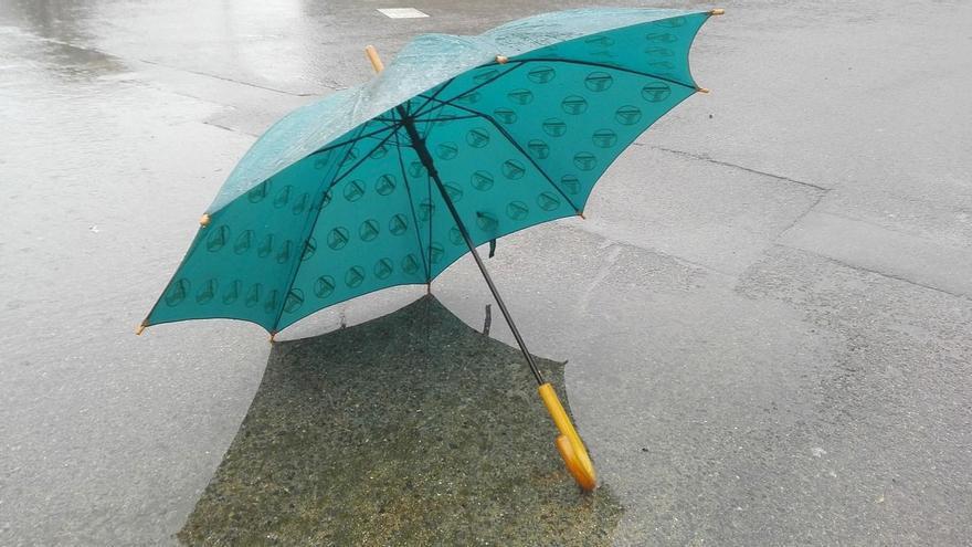 Tregua al calor en Castellón con lluvias y descenso de temperaturas mínimas