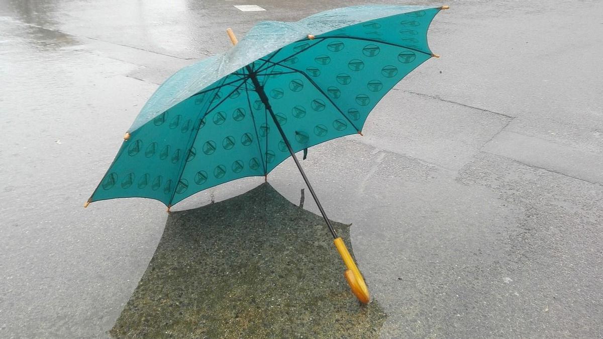 La lluvia ha hecho acto de aparición en la provincia este miércoles